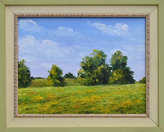 landscape, Slope