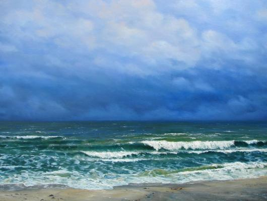 Storm, Baltic, Sea